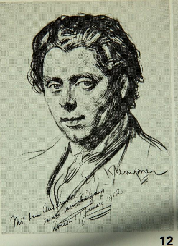 Reinhardt by E.S. Klempner, London, 1912.