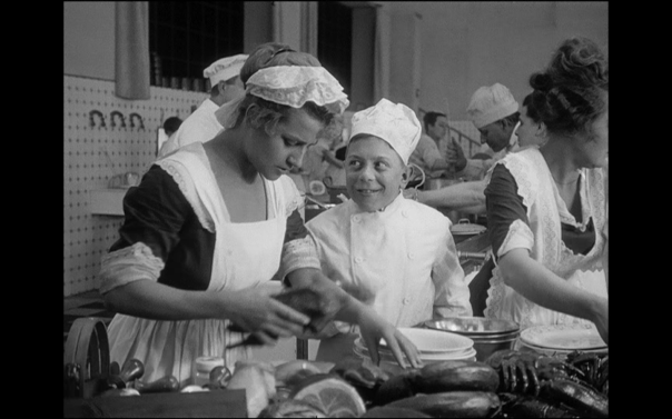 sly and horny apprentices abound in early Lubitsch