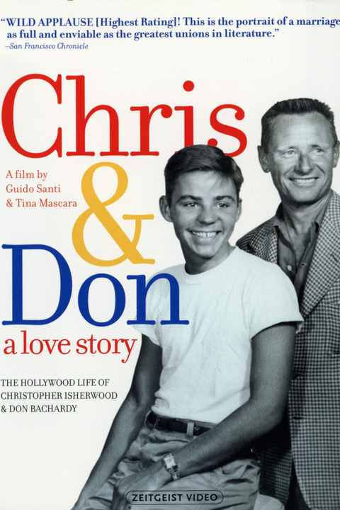 chris and don a love story