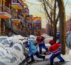 carole spandau hockey