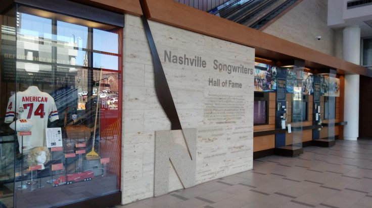 Nashville Songwriters Hall of Fame in Nashville, Music City Center