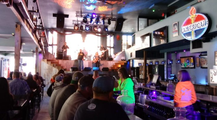 Kid Rock's honky tonk in Nashville