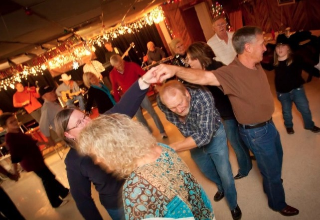 Long Hollow Jamboree for live music and dancing