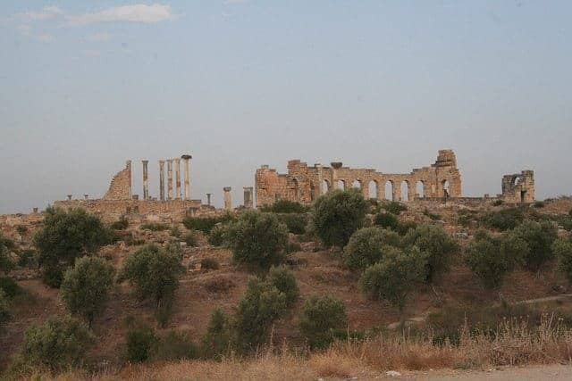 Volubilis Roman ruins, Morocco (2011-11)