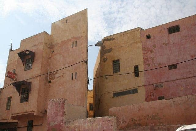 Houses in Meknes, Morocco (2011-10)