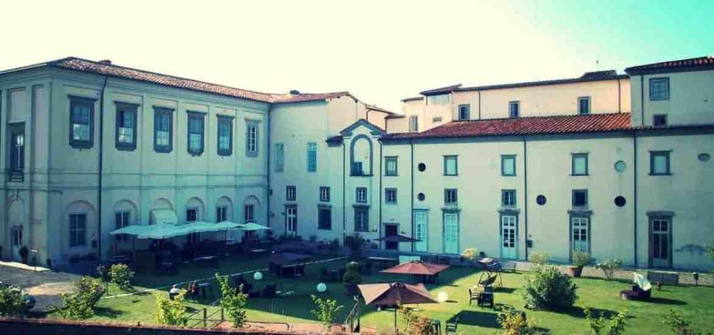 Hostel San Frediano in Lucca, IT (2015-08)