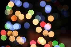 Amy the Nurse: Christmas light fun