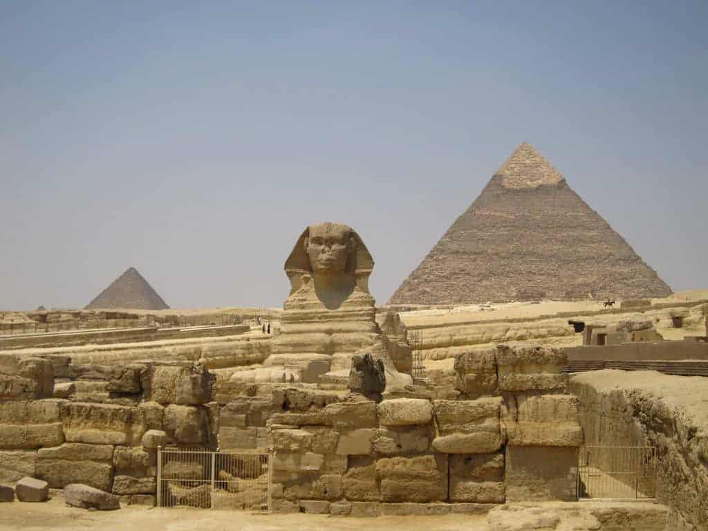 The Pyramids, Cairo, Egypt (2012-07)
