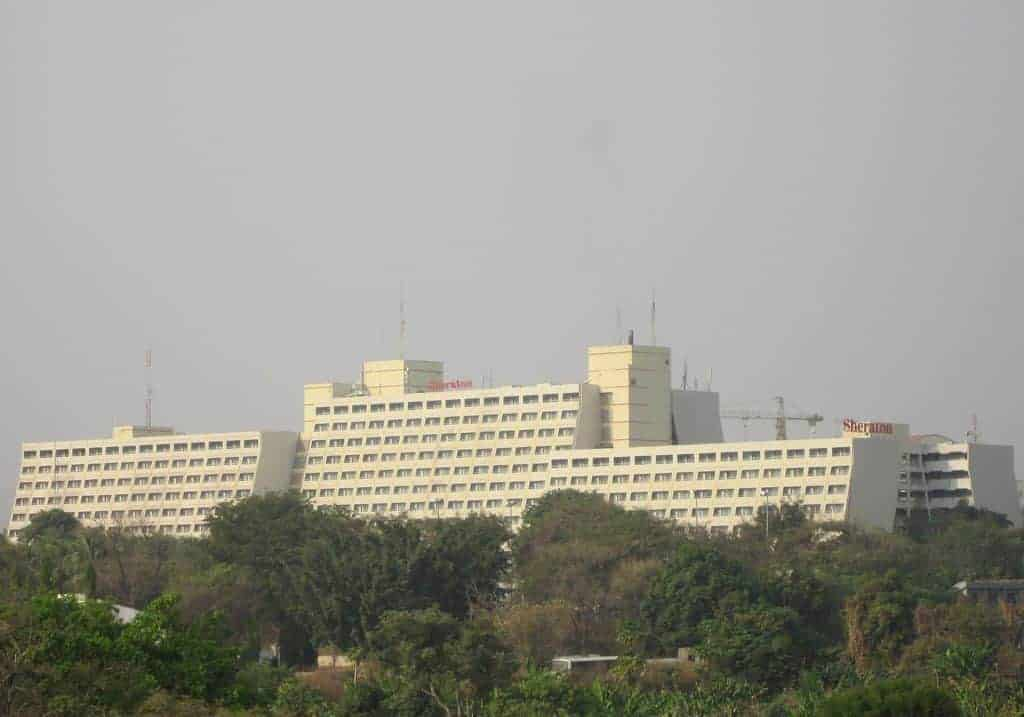 Sheraton Hotel, Abuja, Nigeria (2012-02)