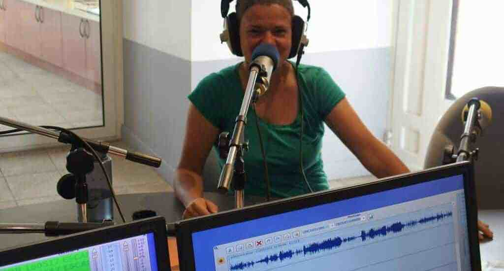 Carola on London Calling, CFM radio, Corde-sur-Ciel FR (2016-05-21)