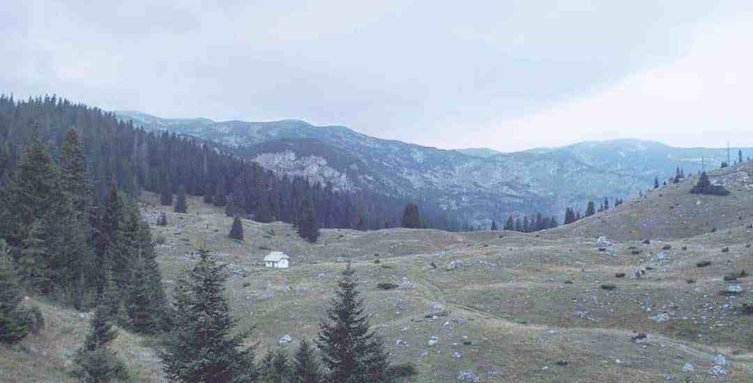 Solitude in Durmitor National Park, Montenegro (2016-09-24)