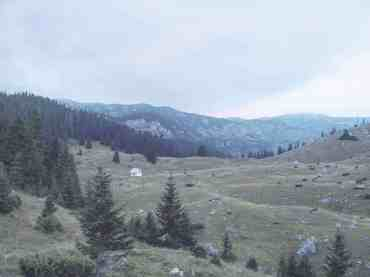 The mountains have eyes & ice: Durmitor National Park