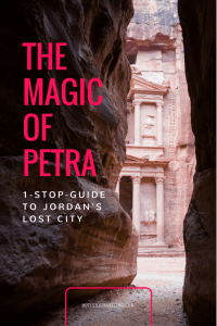 A comprehensive guide to Petra, the Lost City aka Red Rose City. Includes transport, accommodation, food, ticket options, and much more.