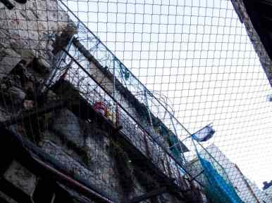 Netting over the old market, Hebron, Palestine (2017-01-08)
