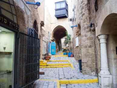 Old town, Jaffa, Israel (2017-02)