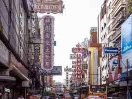 Bangkok's Chinatown, Thailand (2017-03)