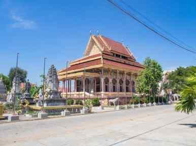 Toul Ta Ek Pagoda, Battambang, Cambodia (2017-04-24)