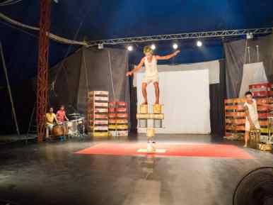 Daring artistry at Phare show, Battambang, Cambodia (2017-04-24)