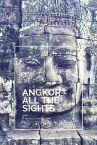You're looking for a comprehensive list of all the sights of UNESCO World Heritage Site Angkor, Cambodia, to create an itinerary? You've come to the right place! Incl. photos and map.