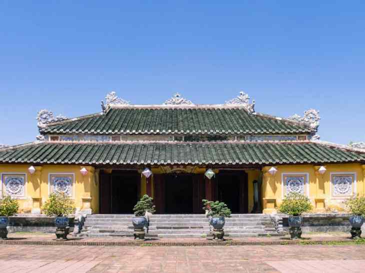Forbidden City, Hue Citadel, Vietnam (2017-06)