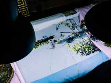Silk Embroidery Museum, Hue, Vietnam (2017-06)