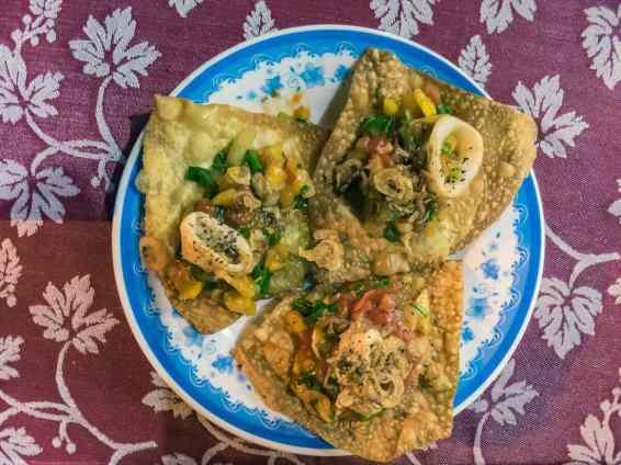 Food from Mr Son Restaurant, Hoi An, Vietnam (2017-05/06)