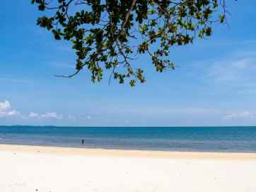 White sand beach, Kep, Cambodia (2017-04)