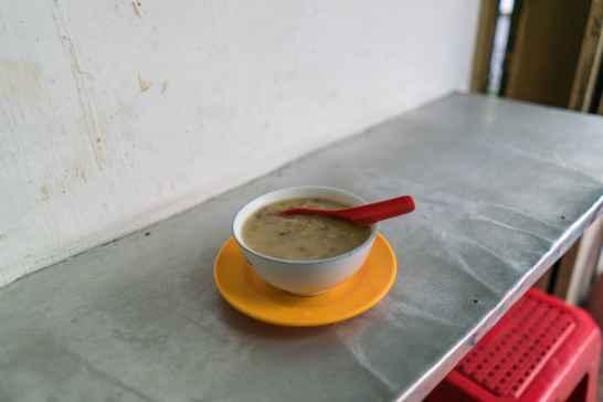 Penang Food: Bean porridge in Little India, George Town, Malaysia - 20171217-DSC02883