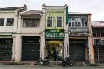 Penang food: Yeap Noodles restaurant, George Town, Malaysia - 20171218-DSC02922