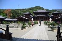 Inside Chi Lin Nunnery