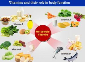 5 Best Types Of Vitamins And Their Functions In Human body