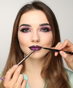 How To Make 100 Beautiful Halloween Witch Makeup