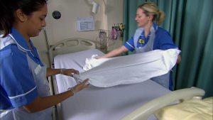 Bed Making Procedure In Nursing For Hospitals