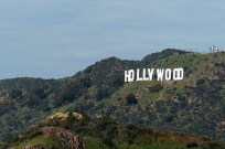 Hollywood Sign because I do love movies
