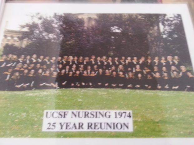 My Nursing School class