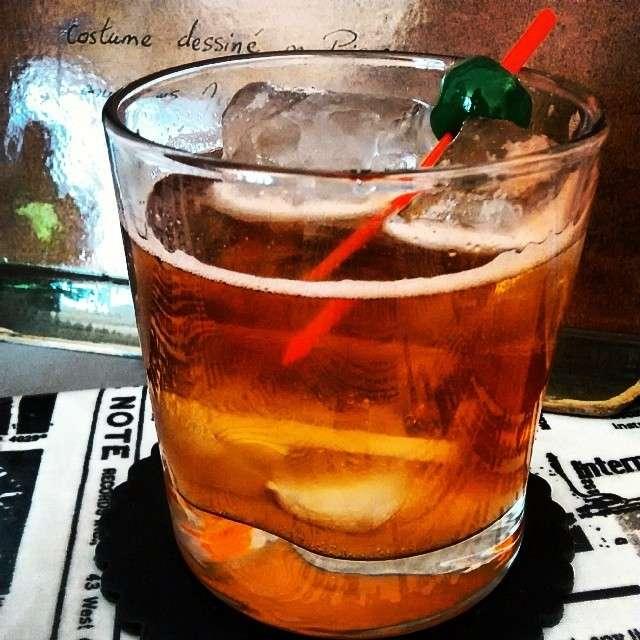 cóctel Old Fashioned