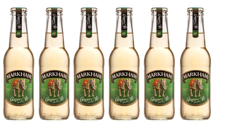 Markham Ginger-Ale