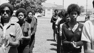 Black Women in Black Power - Not Even Past