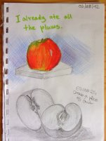 EDM #24 - a piece of fruit