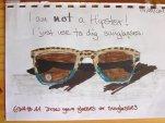 EDM #11 - glasses or shades