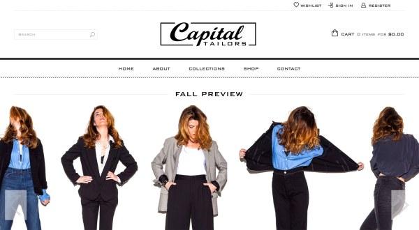 Capital Tailors Fashion