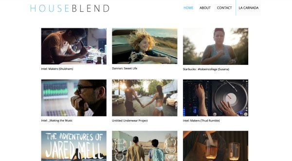 Houseblend Media