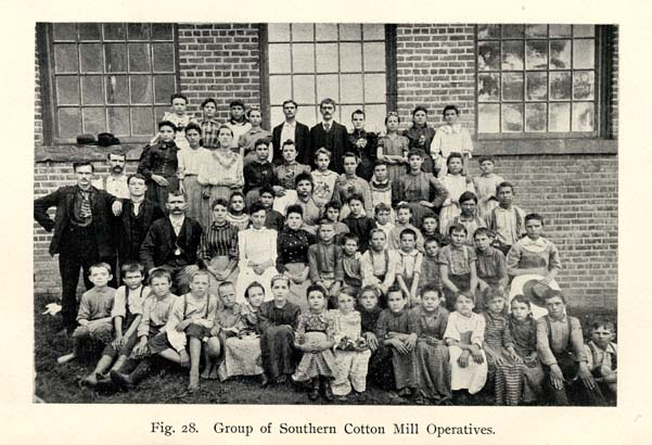 southern cotton mill