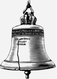 Liberty Bell is inscribed with Leviticus 25:10