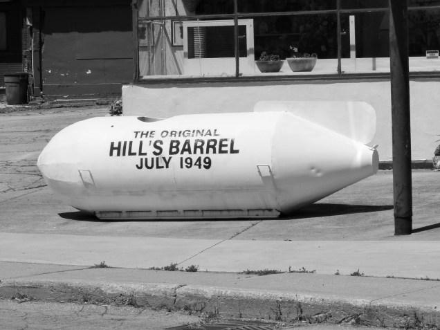 Niagara Falls - Hills Barrel