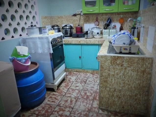 Mimi & Ramon's kitchen