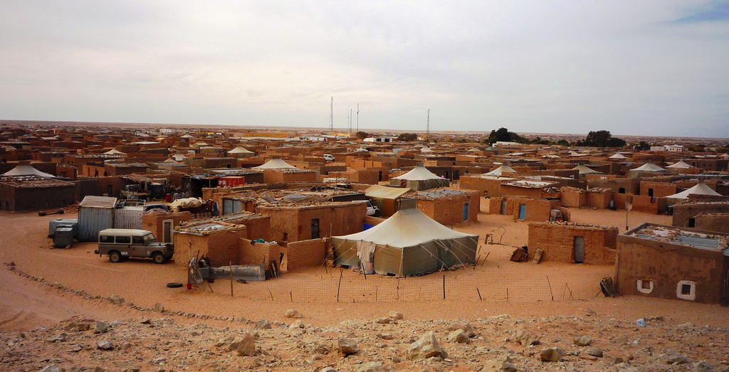 Sahara Refugee Camps