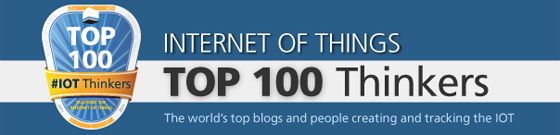 Internet of Things Top 100 Thinkers