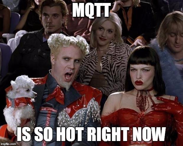 MQTT Meme