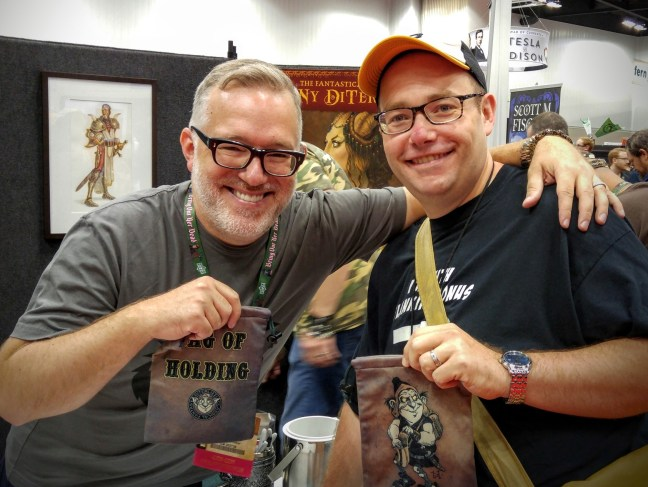 Tony DiTerlizzi at Gen Con